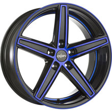 Oxigin 18 Concave Blue Polish