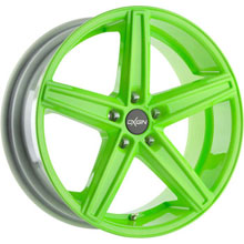 Oxigin 18 Concave Neon Green