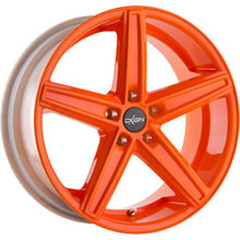 Oxigin 18 Concave Neon Orange
