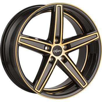 Oxigin 18 Concave Gold Polish