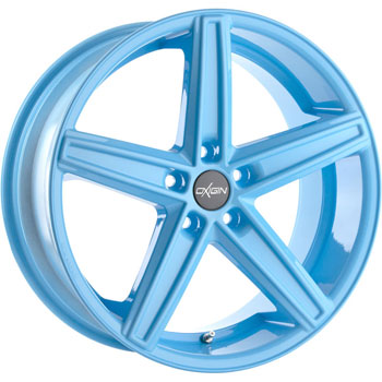 Oxigin 18 Concave Neon Blue
