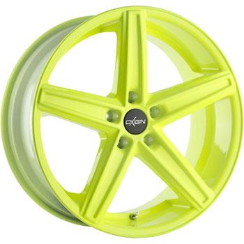 Oxigin 18 Concave Neon Yellow