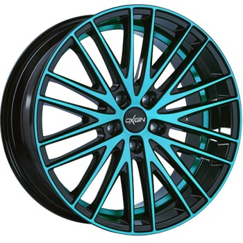 OX 19 Oxspoke Ligh Blue Polish