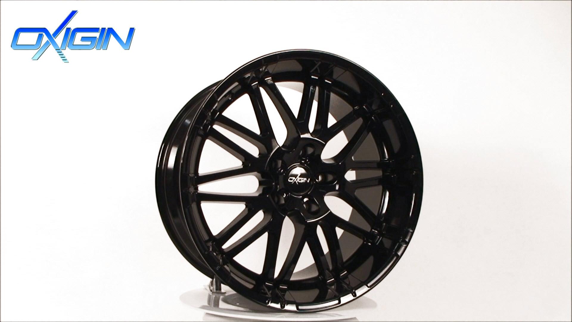 OX 14 Oxrock Black