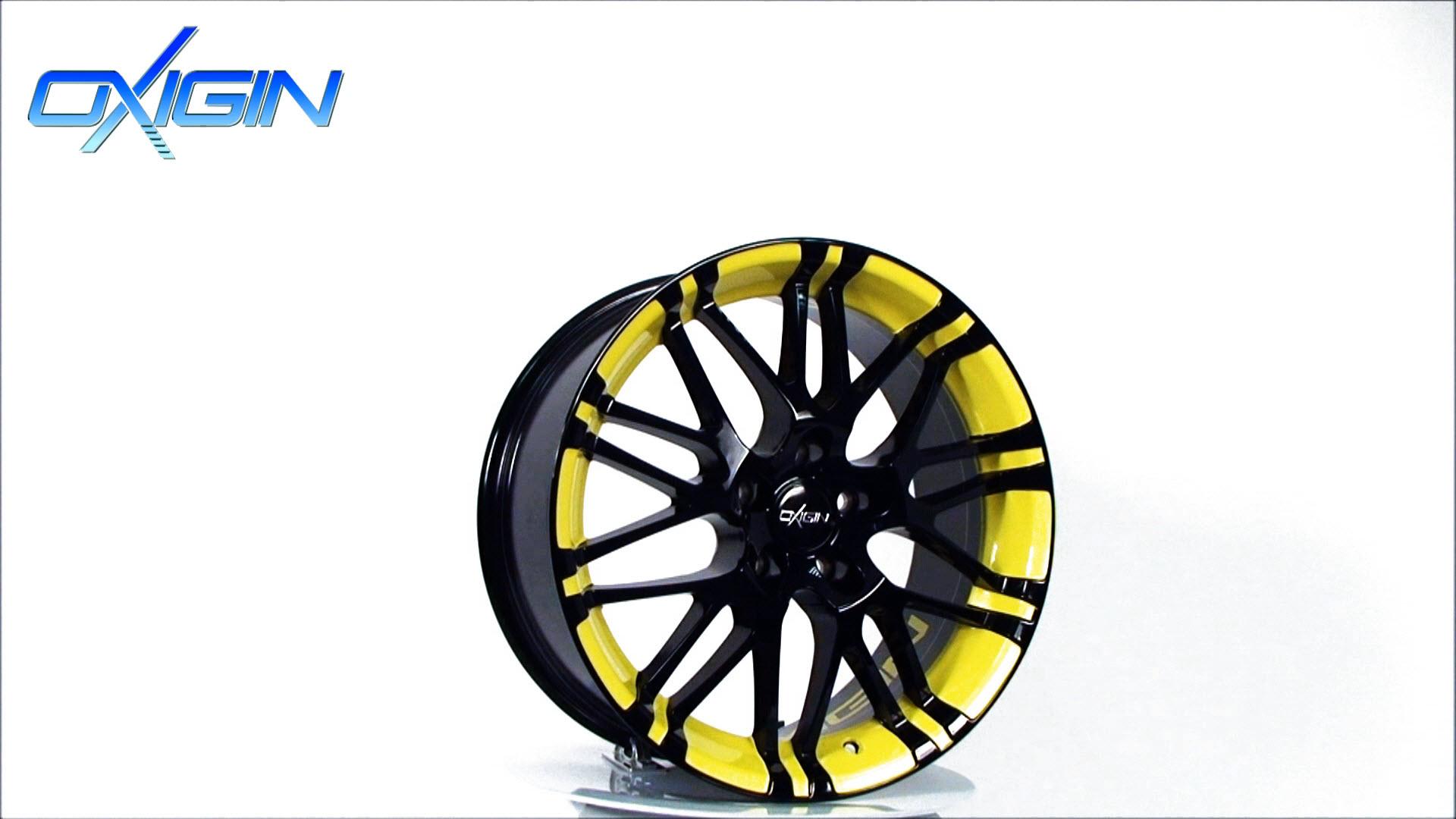 OX 14 Oxrock Foil Yellow