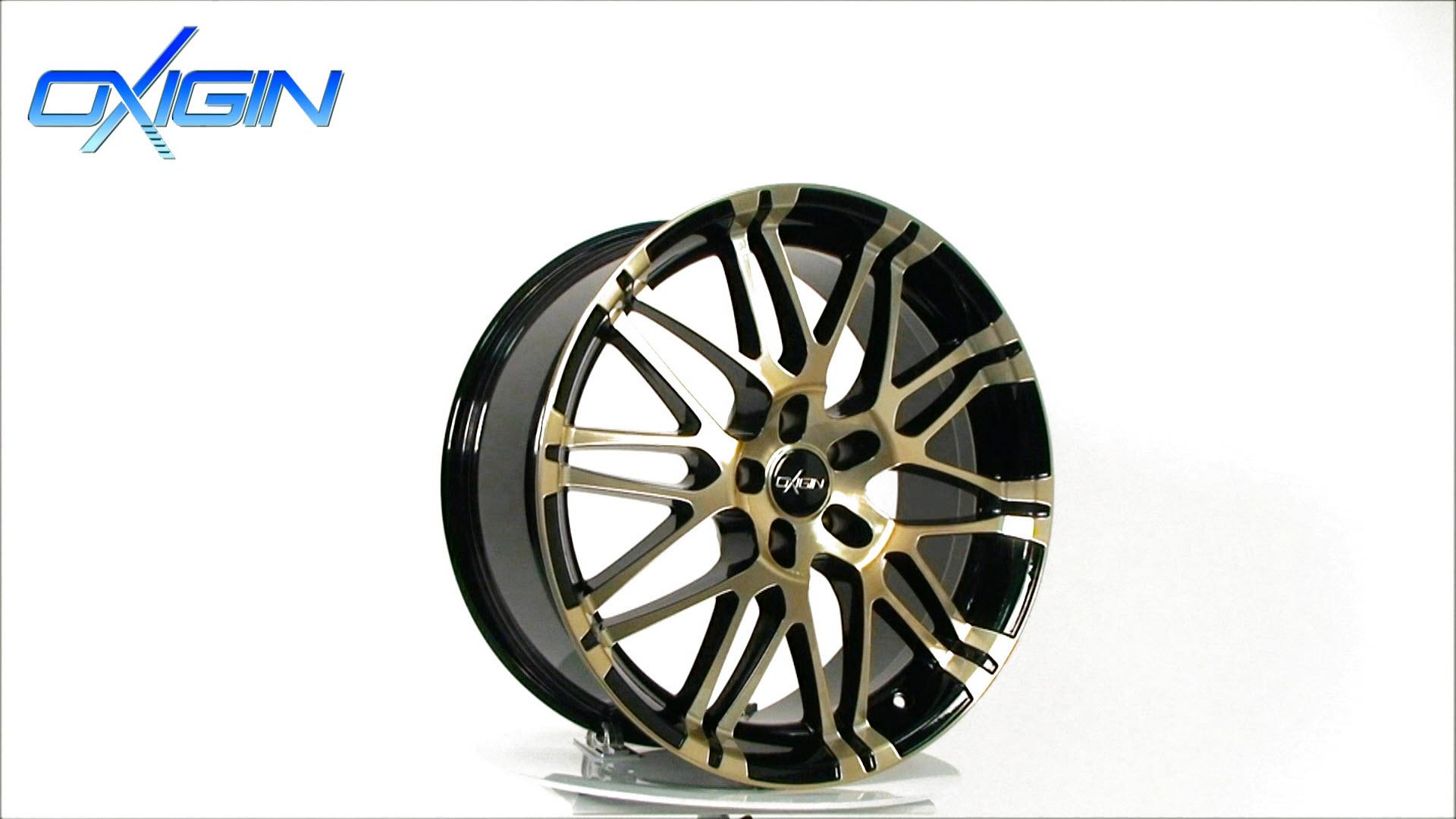 OX 14 Oxrock Gold Polish