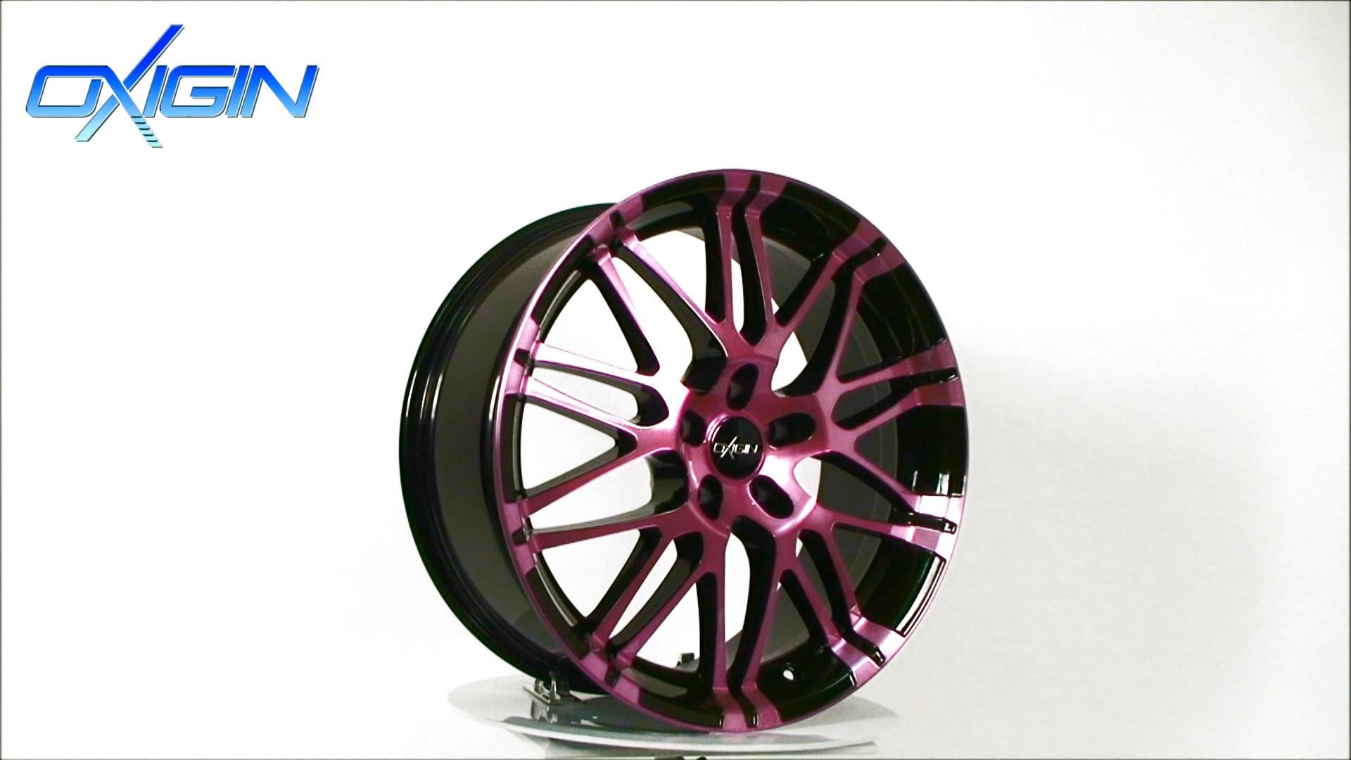 OX 14 Oxrock Pink Polish