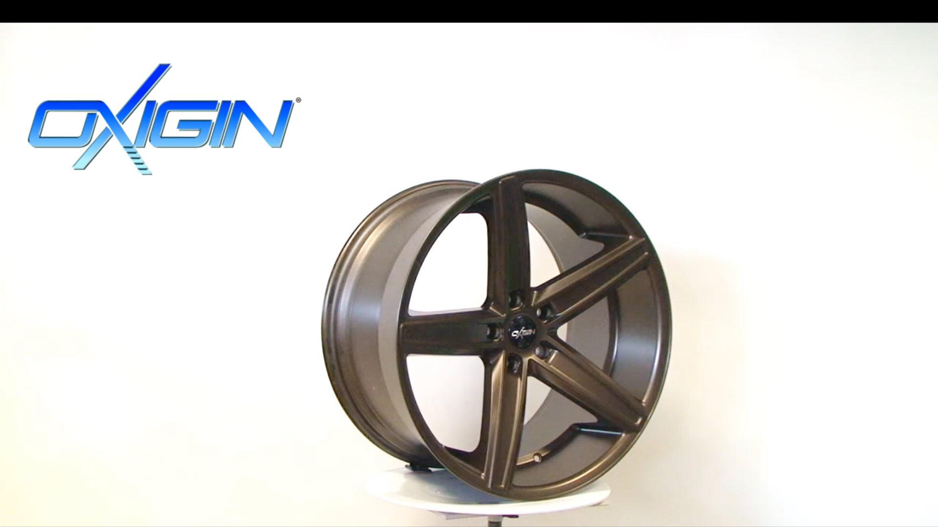 OX 18 Concave Bronze