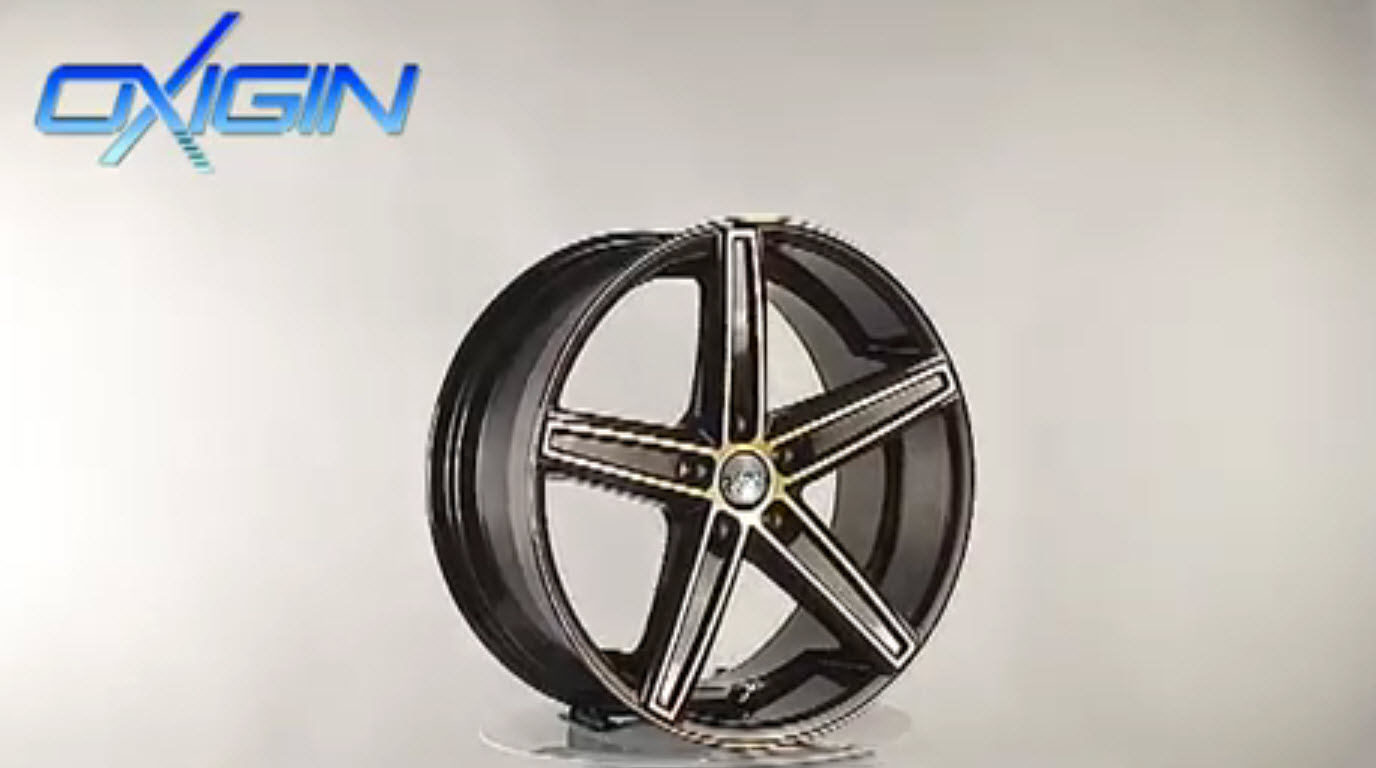 OX 18 Concave Gold Polish