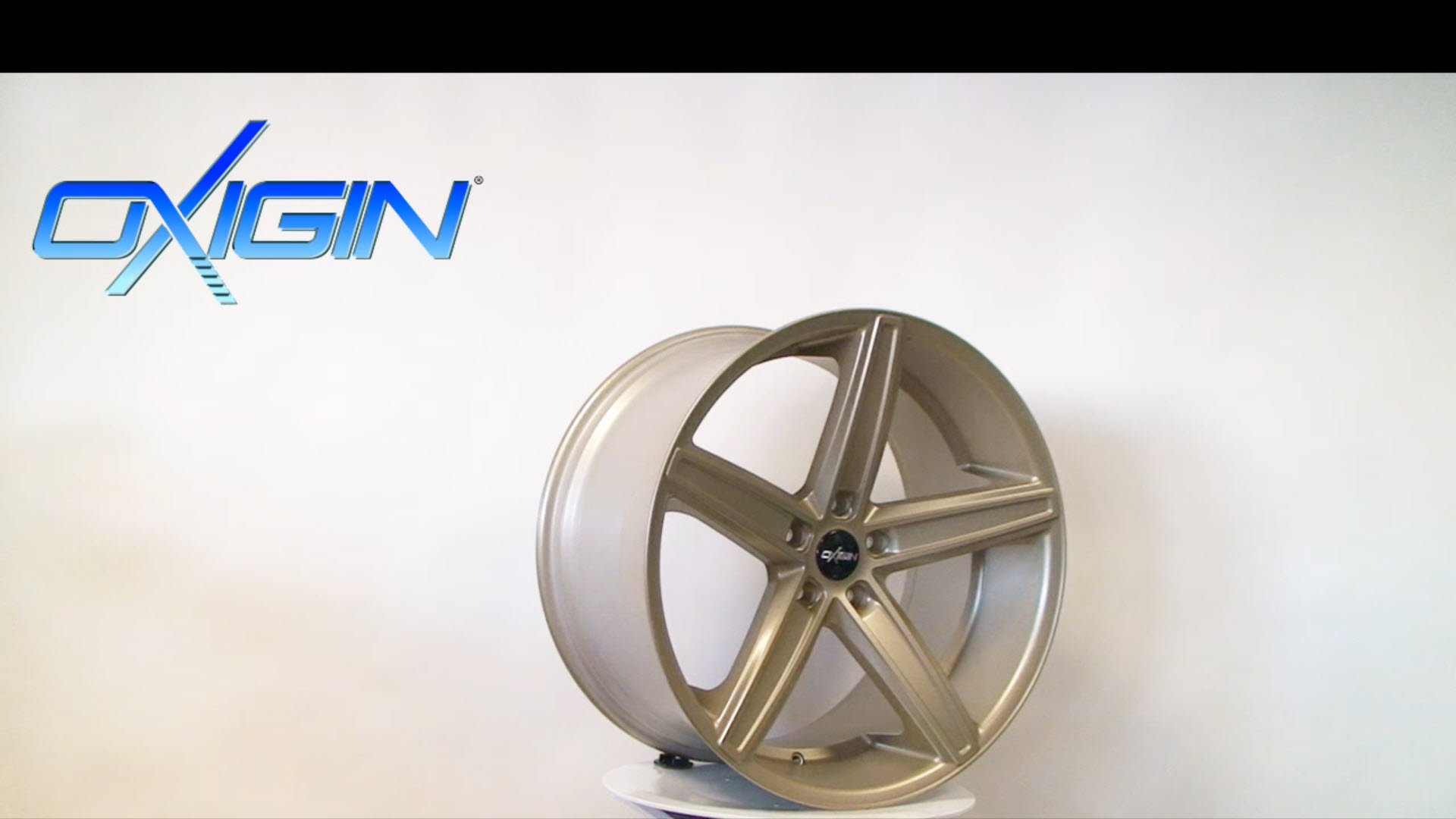 OX 18 Concave Gold