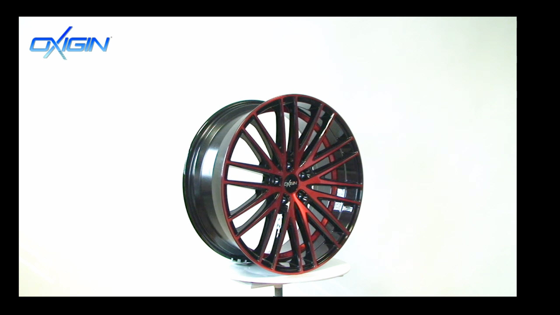 OX 19 Oxspoke Red Polish