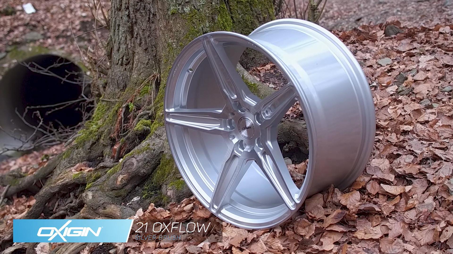 OX 21 Oxflow Silver Brush und Ambiente