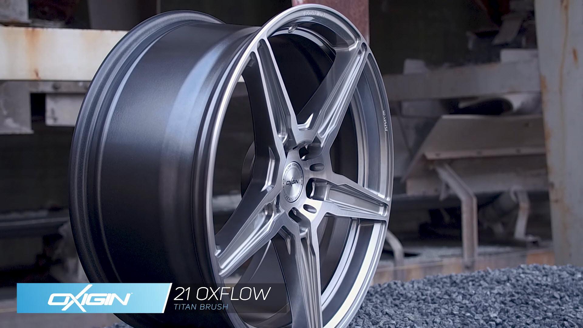 OX 21 Oxflow Titan Brush und Ambiente