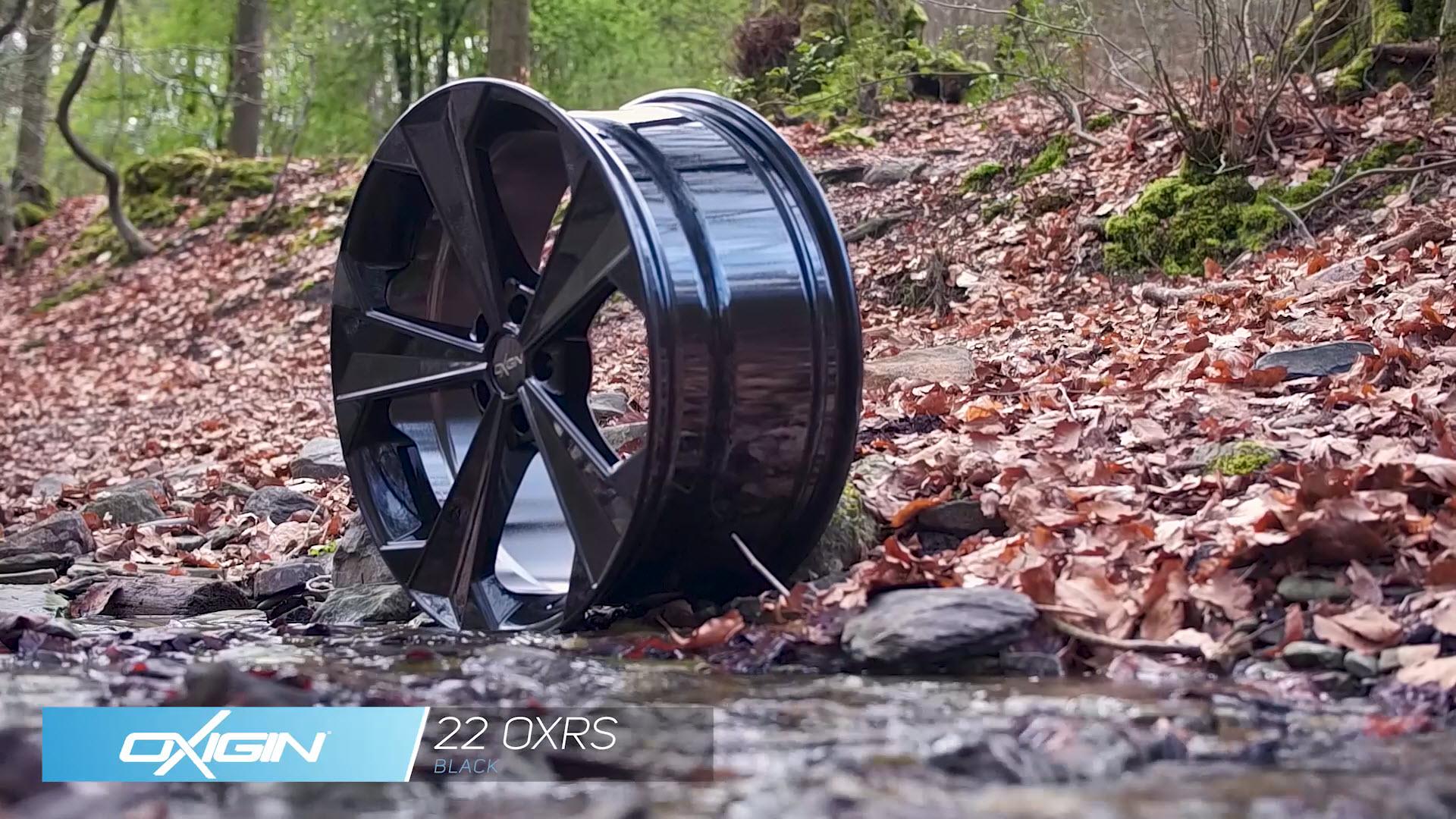 OX 22 OXRS Black und Ambiente