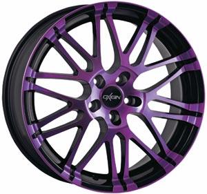 Oxigin 14 Oxrock Purple Polish