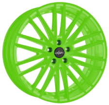 Oxigin 19 Oxspoke Neon Green
