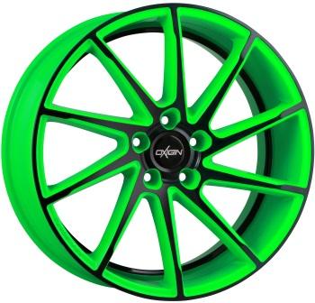 Oxigin 20 Attraction Neon Green Undercut