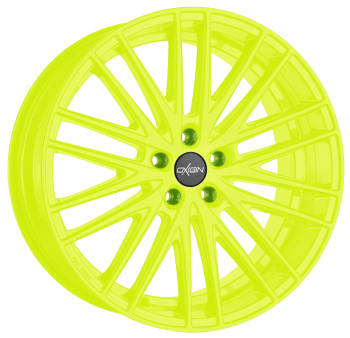OX 19 Oxspoke Neon Yellow