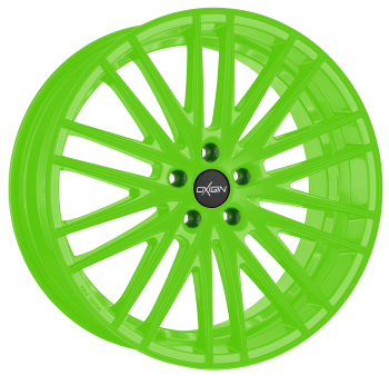 Oxigin 19 Oxspoke Neon Green
