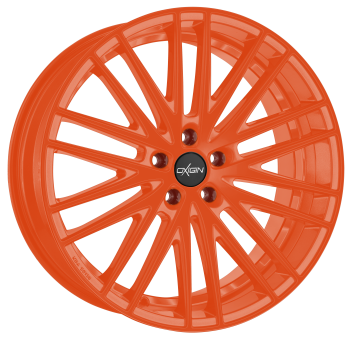 OX 19 Oxspoke Neon Orange