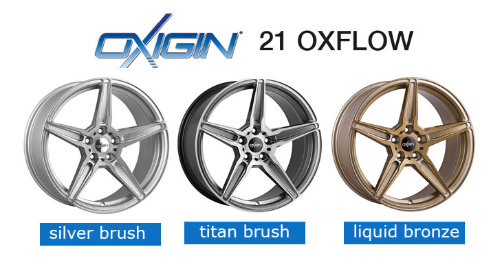Flow Forming, Flow Forged, Flowforged Alufelgen von Oxigin