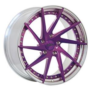Oxigin MP1 Mehrteilig Liquid Purple