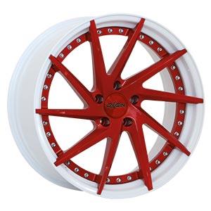 Oxigin MP1 Mehrteilig Rot Weiß