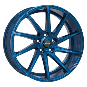 Oxigin 20 Attraction Blue Flake Colour