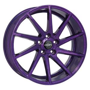 Oxigin 20 Attraction Purple Flake Colour