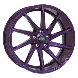 Oxigin 20 Attraction Purple Rainbow Colour