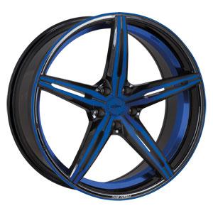 Oxigin 23 Diamond Blue Polish