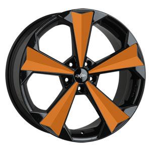 Oxigin 22 OXRS Foil Speiche Orange