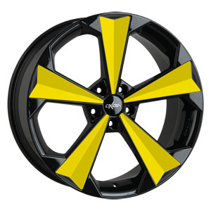 Oxigin 22 OXRS Foil Speiche Yellow