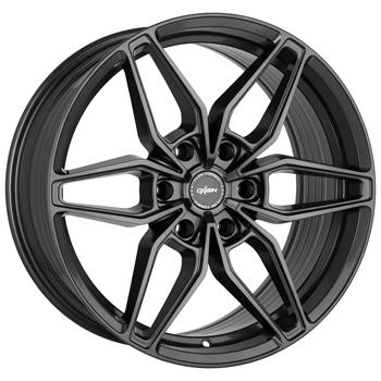 Oxigin 24 Oxroad Black Full Polish
