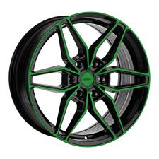 Oxigin 24 Oxroad Neon Green Polish