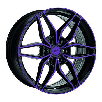 Oxigin 24 Oxroad Purple Polish